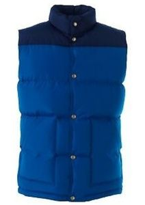 🆕️ Lands' End HyperDRY 600 Down Puffer Vest Snow